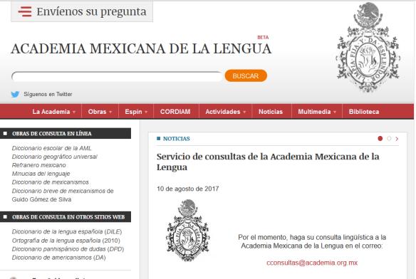Academia Mexicana